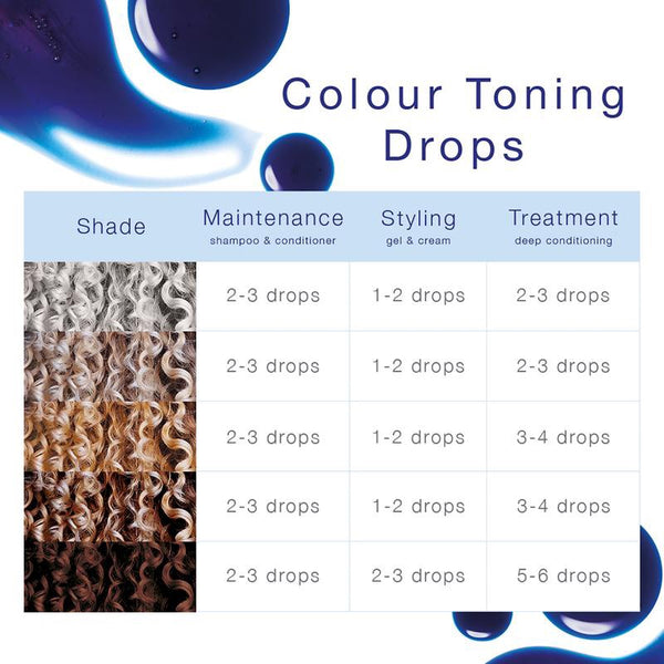 Boucleme Color Toning Drops