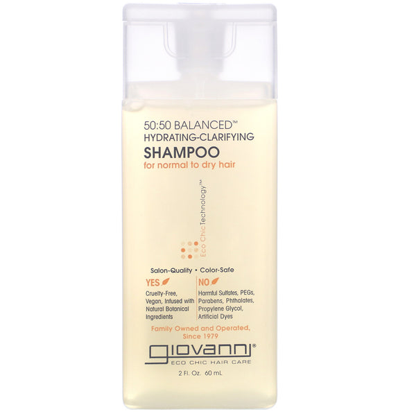 Giovanni 50:50 Balanced Hydrating Shampoo