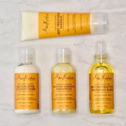 Shea Moisture Raw Shea Butter & Argan Oil Repair & Transition Kit
