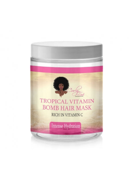 Curly Secret Tropical Vitamin Bomb Hair Mask
