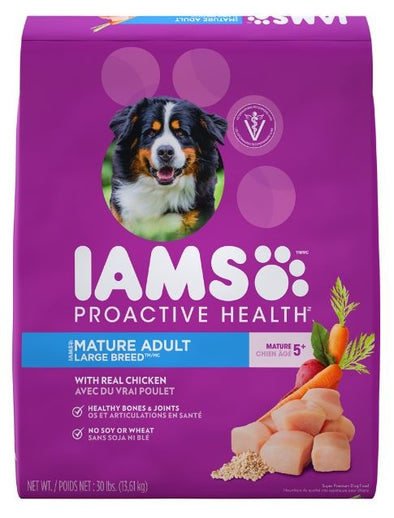 Iams ProActive Health Mature Adult Large Breed Dry Dog Food