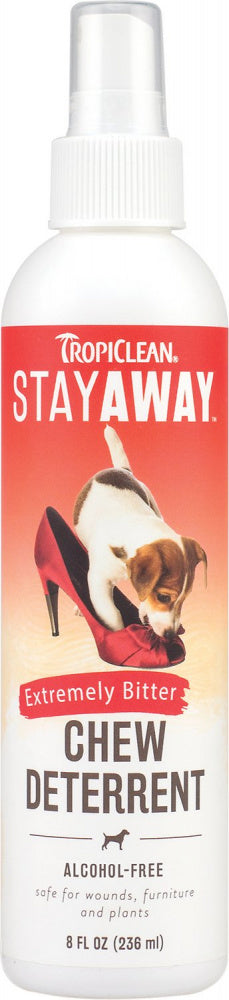 Tropiclean Stay Away Deterrent for Dogs & Cats