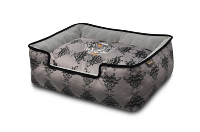 P.L.A.Y. Royal Crest Lounge Dog Bed