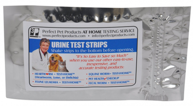 Perfect Pet Products Lawn and Urine Test Strips for Dogs and Cats