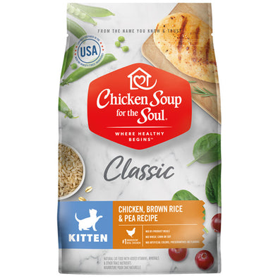 Chicken Soup For The Soul Kitten Dry Cat Food