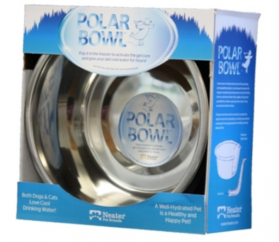 Neater Pet Brands Polar Bowl