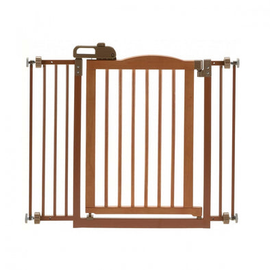 Richell One-Touch Pressure Autumn Matte Pet Gate II