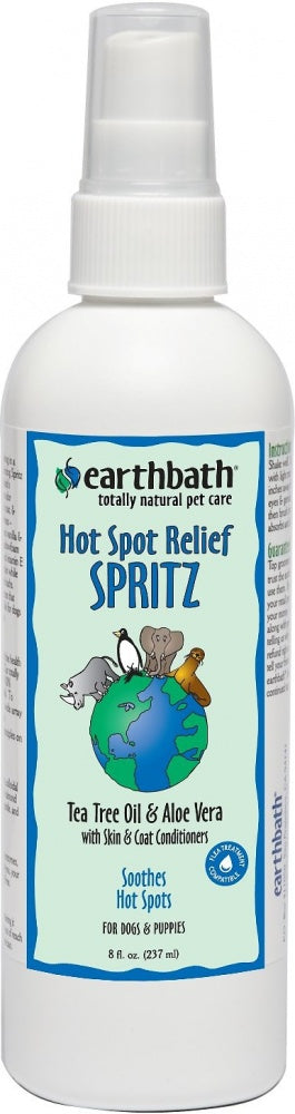 Earthbath Hot Spot and Itch Relief Spritz for Dogs