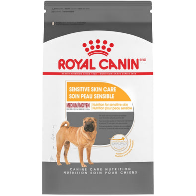 Royal Canin Adult Medium Sensitive Skin Care Dry Dog Food