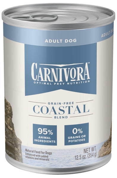 Blue Buffalo Carnivora Coastal Blend Grain-Free Adult Canned Dog Food