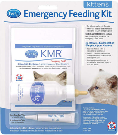 Pet-AG KMR Emergency Kitten Feeding Kit