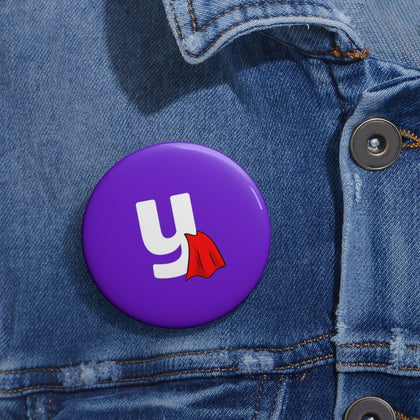 youBelong Cape Pin Buttons