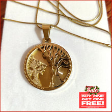 Load image into Gallery viewer, 🍃 TREE OF LIFE NECKLACE 🍃