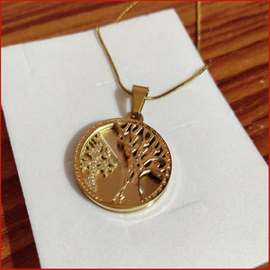 🍃 TREE OF LIFE NECKLACE 🍃