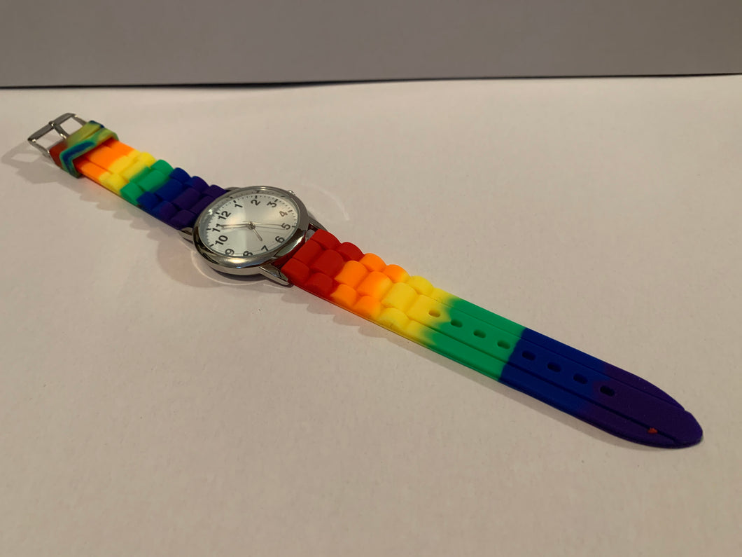 Rainbow Band Watch