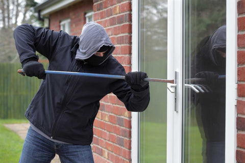 An impregnable security system against home invasion