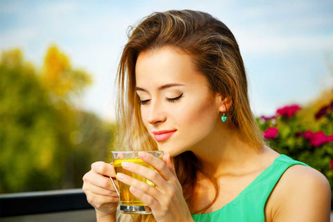 Sip a cup of tea during rush time to get energized instantly