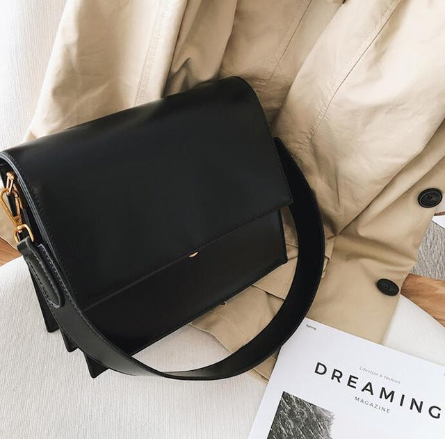 Elegance Handtasche the black