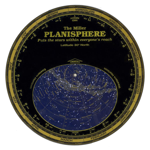 Celestial Products Miller Planisphere