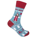 Hey Jesus, It's Ur Birthday Socks