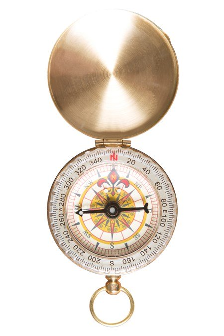 Great Gifts Brass Kid's Explorer Compass