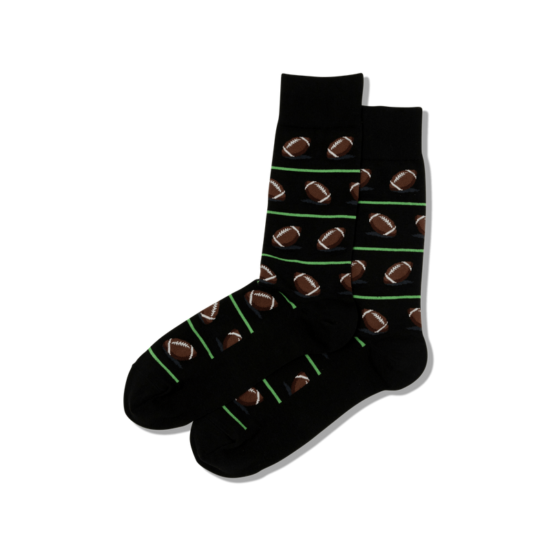 Hot Sox Men's Football Socks