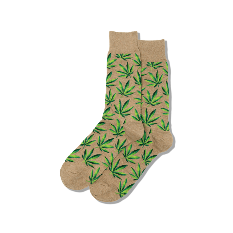 Men's Marijuana Socks