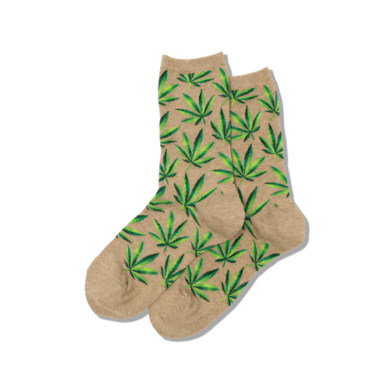 Hot Sox Women's Marijuana Socks