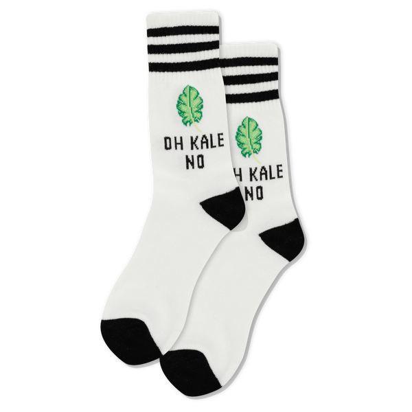 Women's Oh Kale No Socks