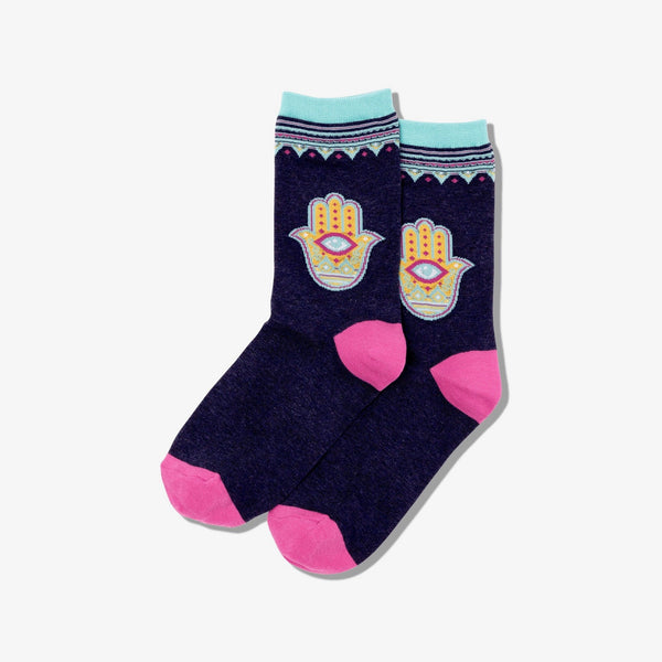Hot Sox Women's Hamsa Socks