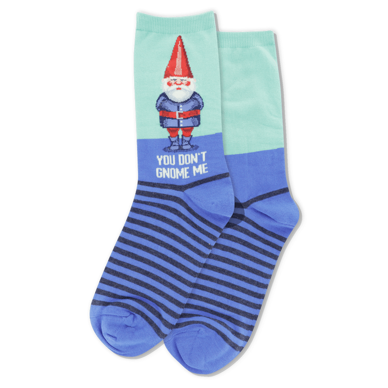 Hot Sox Women's Gnome Socks