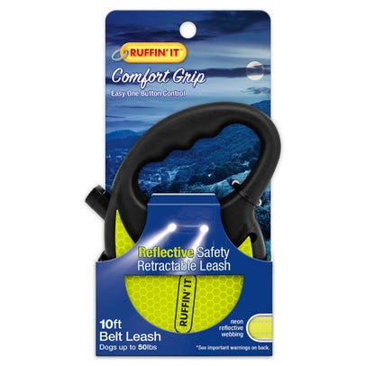 Reflective Safety Retractable Leash