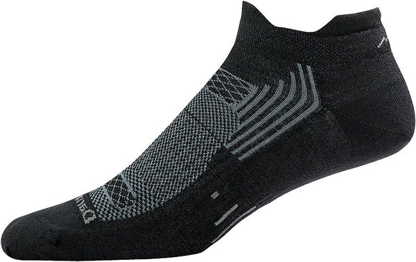Men's Black Endurance Sock