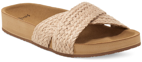She Cruzy Natural Jute Sanuk Women's Sandal