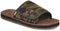 Bixby Camo Hemp Sanuk Men's Sandal
