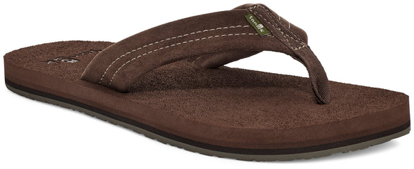 Beer Cozy Stacker Suede Sanuk Men's Sandal