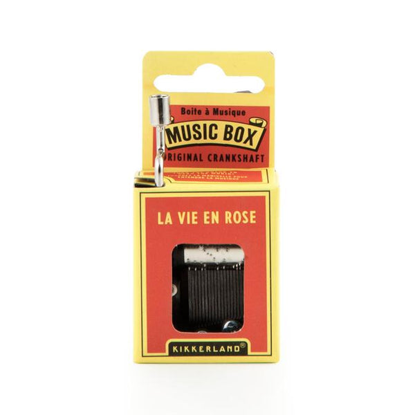 Music Box La Vie En Rose