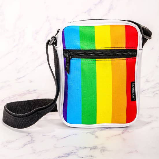 Rainbow Sidekick Brick Bag