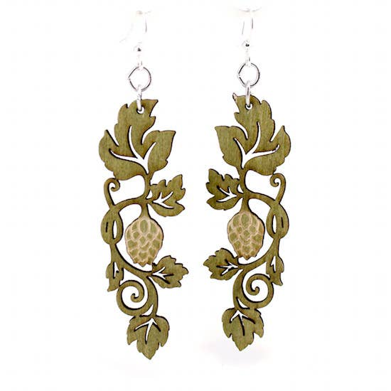 Hoppy Vine Earrings