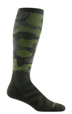 Men's CAMO OTC MIDWEIGHT WITH CUSHION W/ GRADUATED LIGHT COMPRESSION