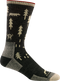 MEN'S ABC BOOT MIDWEIGHT BLACK WITH CUSHION SOCKS