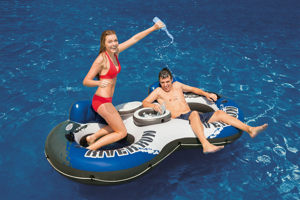 2-Person River Lounge Float