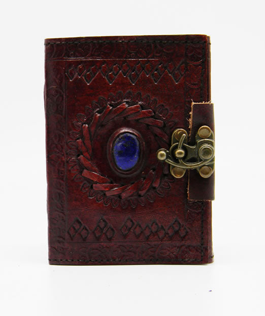 Small Lapiz Blue Stone Journal