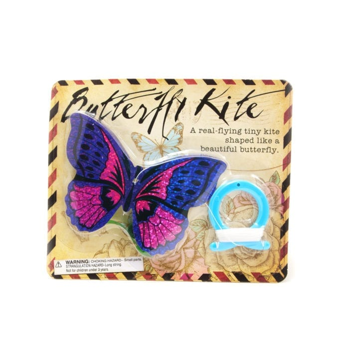 Miniature Butterfly Kites Assorted
