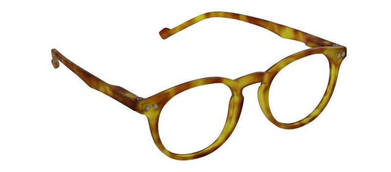 Style 15 Honey Tortoise Peepers