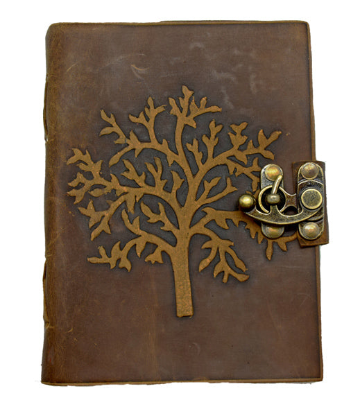 Burnt Tree Soft Leather Journal