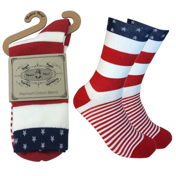 Mens Cotton Fashion Socks