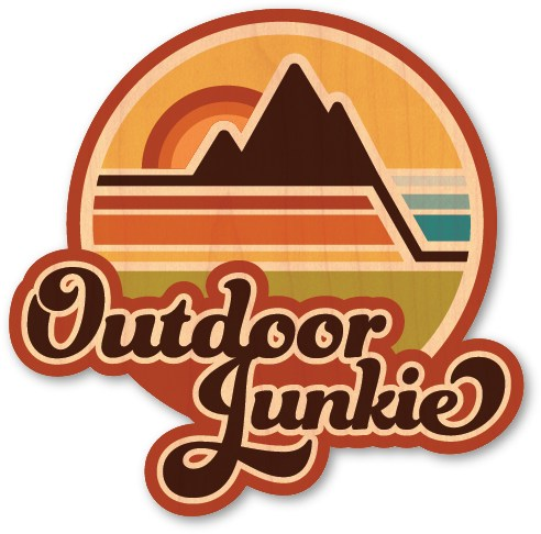 Woodsticker Outdoor Junkie