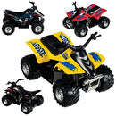 Smart ATV Die Cast Pull Back