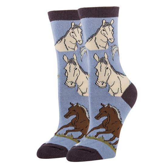 Women's Breezing Crew Socks